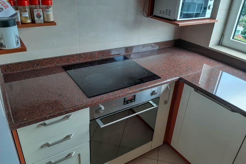 503 Kuhinja od granita Red Africa